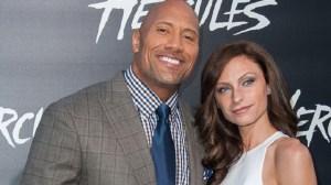 Dwayne 'The Rock' Johnson, Girlfriend Lauren Hashian Expecting Child (Photos)