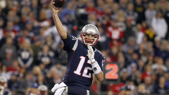 Patriots-Bills Live: New England's Defense Holds Up Late In 20-13 Win