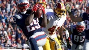 Patriots-Redskins Live: LeGarrette Blount, Pats Run Away With 27-10 Win