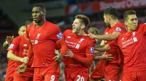Liverpool-Leicester City Wrap: Reds Win 1-0 On Christian Benteke's Goal