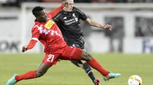 Liverpool-Sion Wrap: Reds Top Europa League Group With Goal-Less Draw