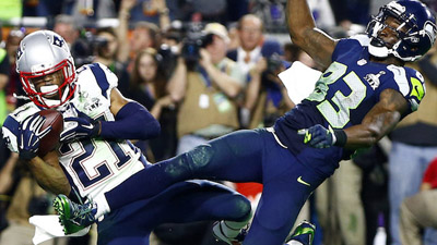 NFL: Super Bowl XLIX-New England Patriots vs Seattle Seahawks