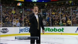 Rene Rancourt Should Be Allowed To Sing National Anthem At Winter Classic (Video)