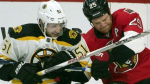 Bruins Morning Skate Report: B's Seeking End To Three-Game Skid (Video)