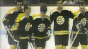 12 Days Of Orr: Bobby Bats Puck Out Of Air, Scores Goal Vs. Canadiens (Video)