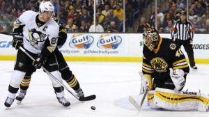 Bruins Morning Skate Report: B's Host Sidney Crosby, Slumping Penguins