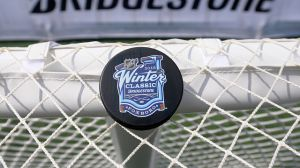Who Were The Two Combatants In First Fight In Winter Classic History?