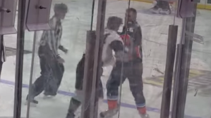 Brian McGrattan Knocked Unconscious After Hitting Ice In AHL Fight (Video)