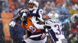 How Logan Ryan, Patriots Shut Down Broncos Top Receiver Demaryius Thomas