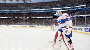 Mike Condon Shines On Winter Classic Stage Against Hometown Bruins