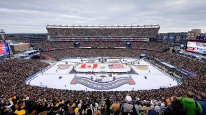 Police Seize Weapons Outside Gillette Stadium Before Winter Classic (Photo)