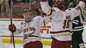 Beanpot 2016 Live: Boston College Beats Harvard, Secures Spot In Title Game