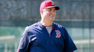 John Farrell Feels Good About 'Core Group' Of Red Sox Starting Rotation