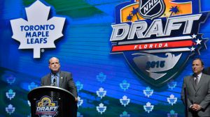 Which Two Current Bruins Players Were Originally Drafted By Toronto?