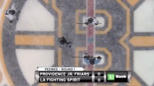 Mini 1-On-1: Providence Jr. Friars Edge LA Fighting Spirit In Close Game (Video)