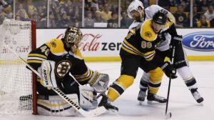 Bruins Morning Skate Report: B's Host Sidney Crosby, Surging Penguins