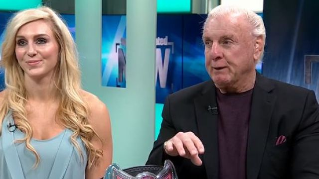 Ric Flair Sounds Very Open To Daughter Charlotte Dating