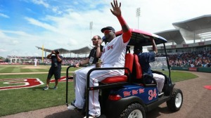 Red Sox Fall To Orioles 5-3 In David Ortiz's Final Home Spring Training Game