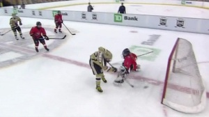 Mini 1-On-1: Skating Association Of Maine Peewees Take Quarterfinal Game