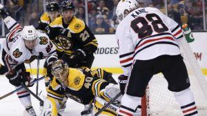 Bruins Morning Skate Report: B's Set For Big Test Vs. Patrick Kane, Blackhawks