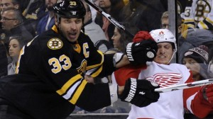 Bruins Morning Skate Report: B's, Red Wings Meet With Playoff Spot On The Line