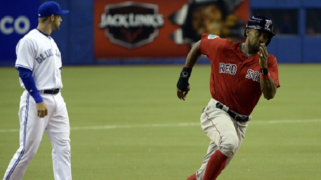 Ryan LaMarre's Two-Run Double In 10th Lifts Red Sox To Win In Montreal