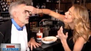 Dining Playbook: Jenny Johnson Explains Benefits Of Bentonite Clay To Billy Costa