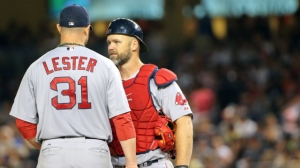 Jon Lester, Other 2013 Red Sox Show Love For Boston On Patriots' Day