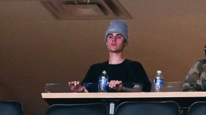 Justin Bieber Shows Off Hockey Skills On Instagram, Chirps Jordan Binnington