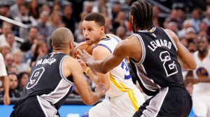 Warriors Survive Spurs, Tie Bulls' NBA Record With 72nd Win Of Season