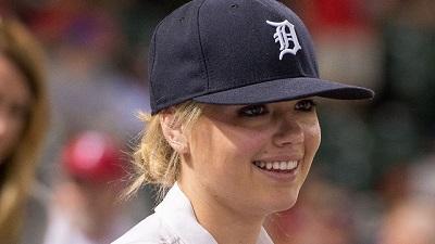 Kate Upton baseball WAGs