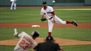 David Price On Red Sox Rotation: 'All Five Guys Capable Of Dominating'