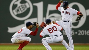 Jackie Bradley Jr. Says Red Sox Being Close-Knit 'Makes Us A Good Team'