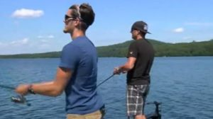 The Mad Fisherman Tackles Connecticut River On Next 'Charlie Moore Outdoors'