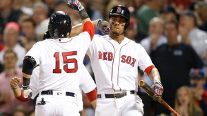 Xander Bogaerts Really Wanted Dustin Pedroia To Break That MLB Record