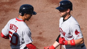 While Most Of Red Sox's Offense Struggled On Trip, Mookie Betts Didn't