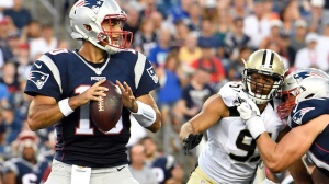 Patriots Vs. Saints Live: New England Knocks Off New Orleans In Preseason Opener