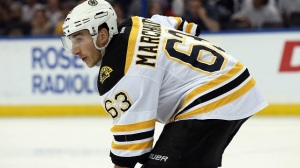 Brad Marchand On Bruins Contract Negotiations: 'It Would Be Great To Be Here'
