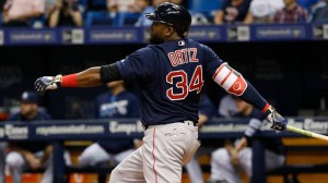 David Ortiz Looks To Continue Success At Tropicana Field This Weekend