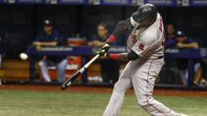 David Ortiz Plays His Final Series At Tampa Bay, Where He Reached An Important Milestone