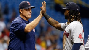 John Farrell: Red Sox Earned The Right To Celebrate After Clinching AL East