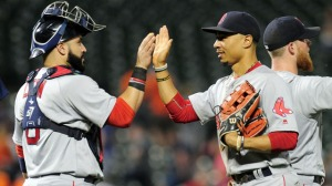 Red Sox Look to Keep Good Times Rolling This Weekend Vs. American League East