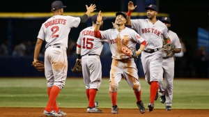 Red Sox Continue Their Winning Ways With Another Victory Vs. Rays