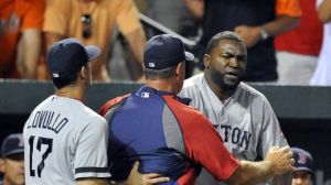 David Ortiz Bids Farewell To Baltimore, Site Of His Dugout Phone Blow-Up