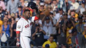 David Ortiz Says Goodbye To San Diego, Site Of His Final All-Star Game