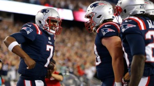 Patriots Vs. Texans Live: Jacoby Brissett-Led Pats Blow Past Houston 27-0