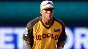 Future Is Now For Red Sox As Yoan Moncada Called Up To Boston