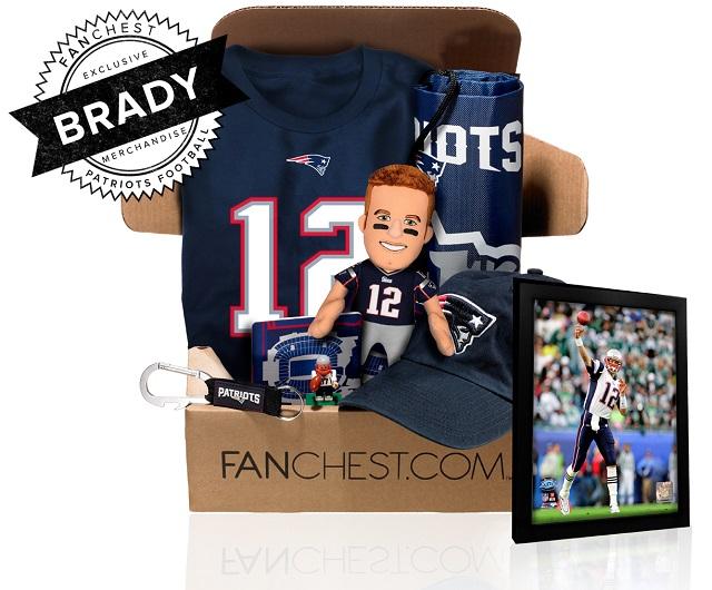 Tom Brady Fanchest