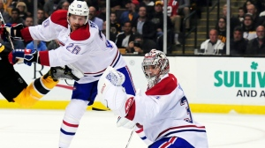 Carey Price Makes 19 Important Saves In Canadiens' 4-2 Victory Vs. Bruins