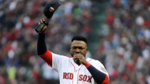 Watch David Ortiz's Emotional Speech To Red Sox Fans Before Final Game